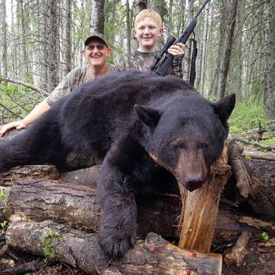 Northern Saskatchewan Black Bear Hunt
