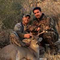 Draw Tag Rifle Coues Deer Guided Only