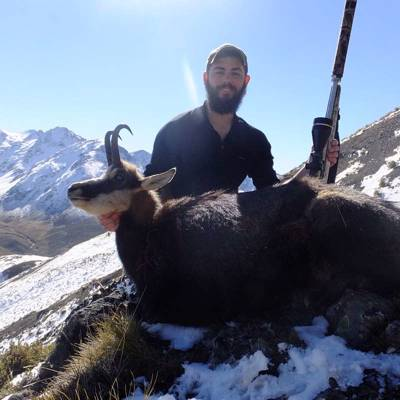 Wilderness Chamois Hunt  1x1