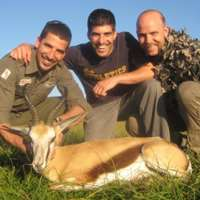 One Day Springbuck Hunt (1x1)