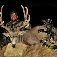 6 Day Archery Mule Deer Hunt '19