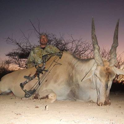 Plains Game Bow & Rifle Hunt on 1x1