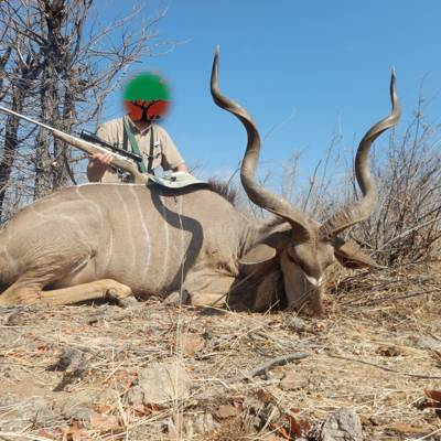 Dream Trophy Hunt in Namibia 1x1