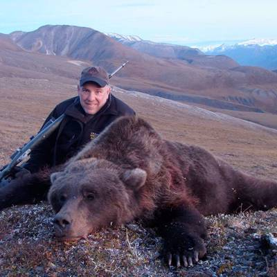 Dall, Moose, Grizzly Combo hunt 2020