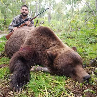 Bear Fall hunt 2020