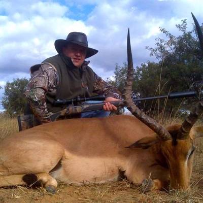 10 day Full-of-Choice Bushveld Hunt 1x1