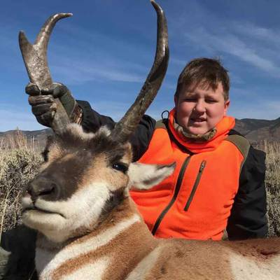 5 Day Antelope Hunt