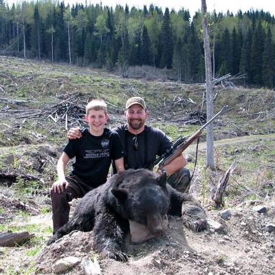 Spring Black Bear Hunt 1x1