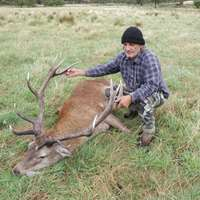 Red Stag and Fallow Buck Hunt '20
