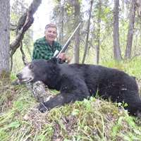 Spring Black bear/Grizzly 1x1 hunt