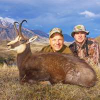 Tahr and Chamois Combo '20