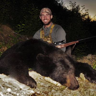 Black Bear Hunt (1x1, 1 Bear incl.) '19