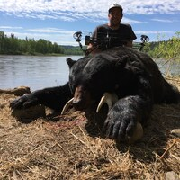 River Camp Bear Hunt '20