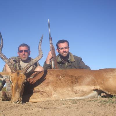 Northern Cape Hunt 2x1 '19