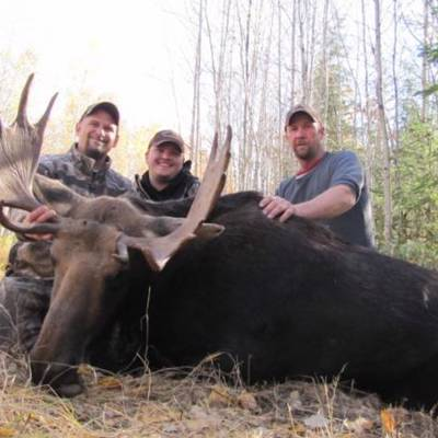 CANCELLATION! River Moose Hunt