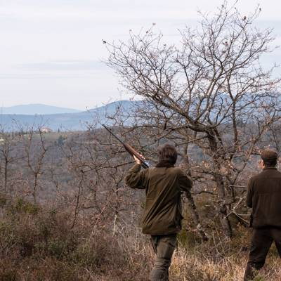Wing shooting and activities for couples