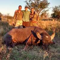 Big Game Hunting in Argentina