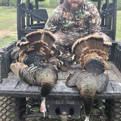 Spring '21 Turkey - 2 gobblers included