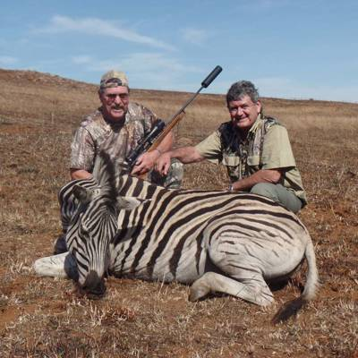 7 Day Scimitar Oryx and Zebra Hunt