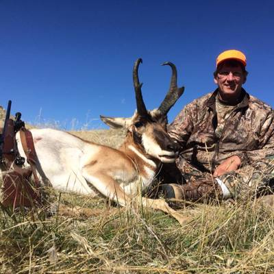 2020 Rifle Antelope 2 day Hunt