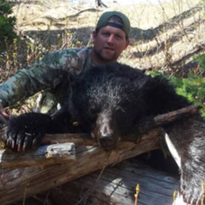 Spring Black Bear Hunt 2019