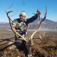 8 Day Caribou Hunt 2x1 2019