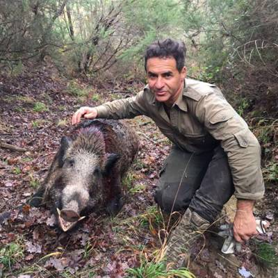 1 Day Wild Boar Hunting for 4 Guns