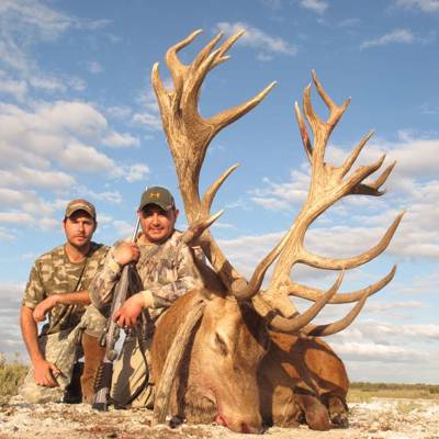 Red Stag Package Northern Patagonia