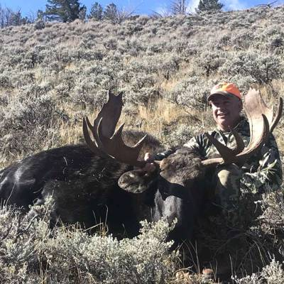 5 Day Cow Moose Hunt