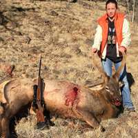 2021 Spike Bull Elk Hunt