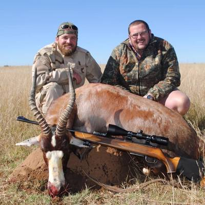 7 Days + Waterbuck, Kudu, Eland