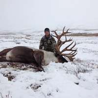 Northern B.C. Caribou 2x1 Hunt '19