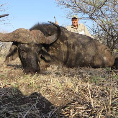 7 Days Hunt: Buffalo, Kudu & Nyala