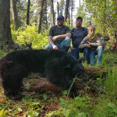 Spring Idaho Bear Hunt Baiting or Hounds