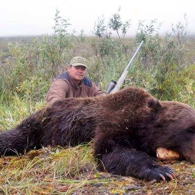Fall Grizzly Hunt 2021