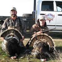 3 Day Spring Merriams Turkey Hunt