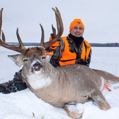 2019 Trophy Whitetail Hunt Saskatchewan