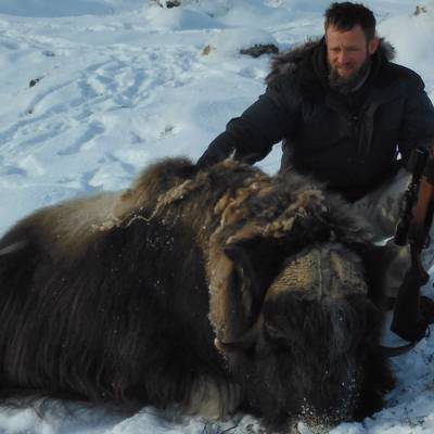 "Muskox Winter Hunt ""The Arctic Five"" '20"