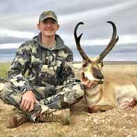 3 Day Antelope Hunt (Guide Only) '20