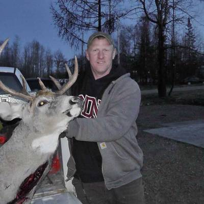 Whitetail Deer Archery Only 2 Hunters