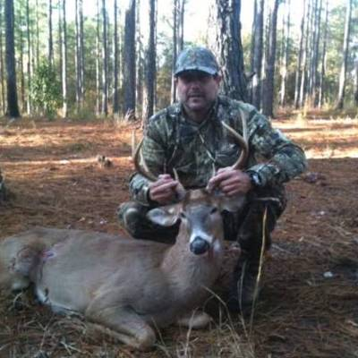 White-tailed Deer Bow Hunt