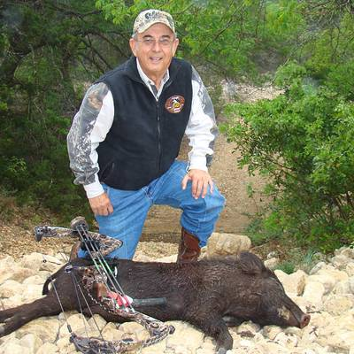 Rio Grande Turkey & Hog Combo Hunt