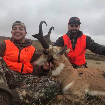 3 Day Antelope Hunt 2x1