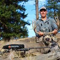 Late Season Rut Mule Deer Hunt (1x1)