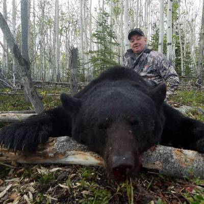 Exclusive 4 Bear Alaska Hunt 1 on 1 Wk 3