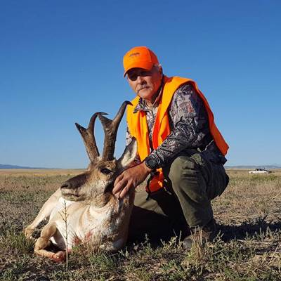 Pronghorn Antelope Archery Hunt