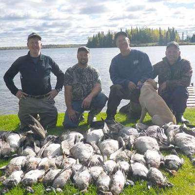 Manitoba Wilderness Waterfowl Hunt 2020