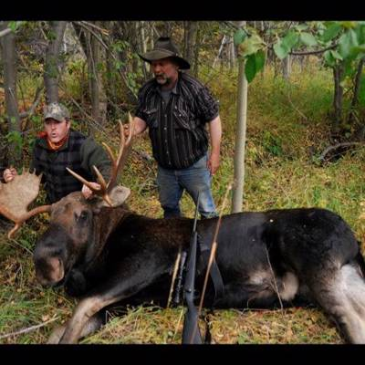 Shiras Moose Hunt 1x1 '19