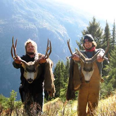 Mule Deer 5-day Hunt '2020