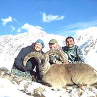 Blue sheep hunt (Special Area)- 2 Pax